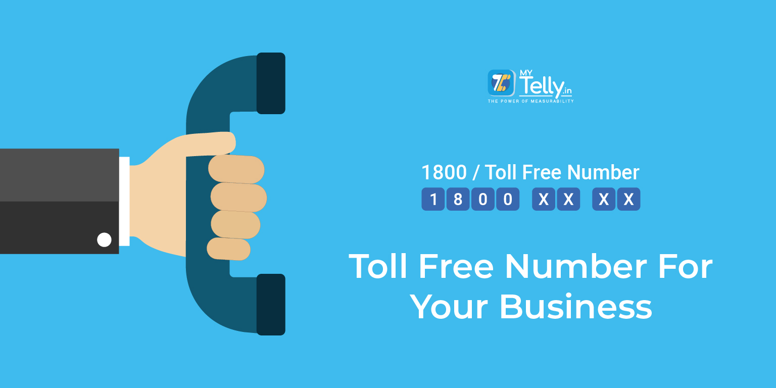 Toll Free number for your business
