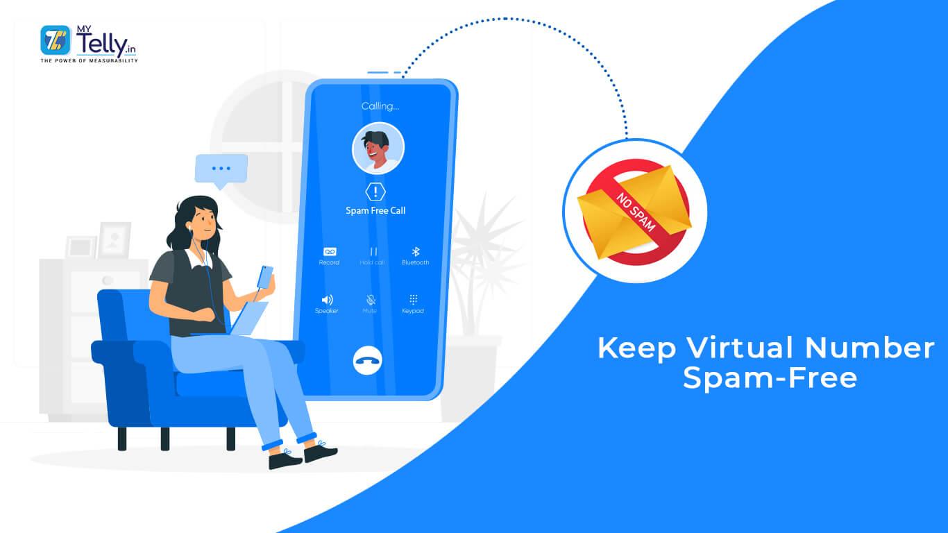 Virtual Number Spam-Free