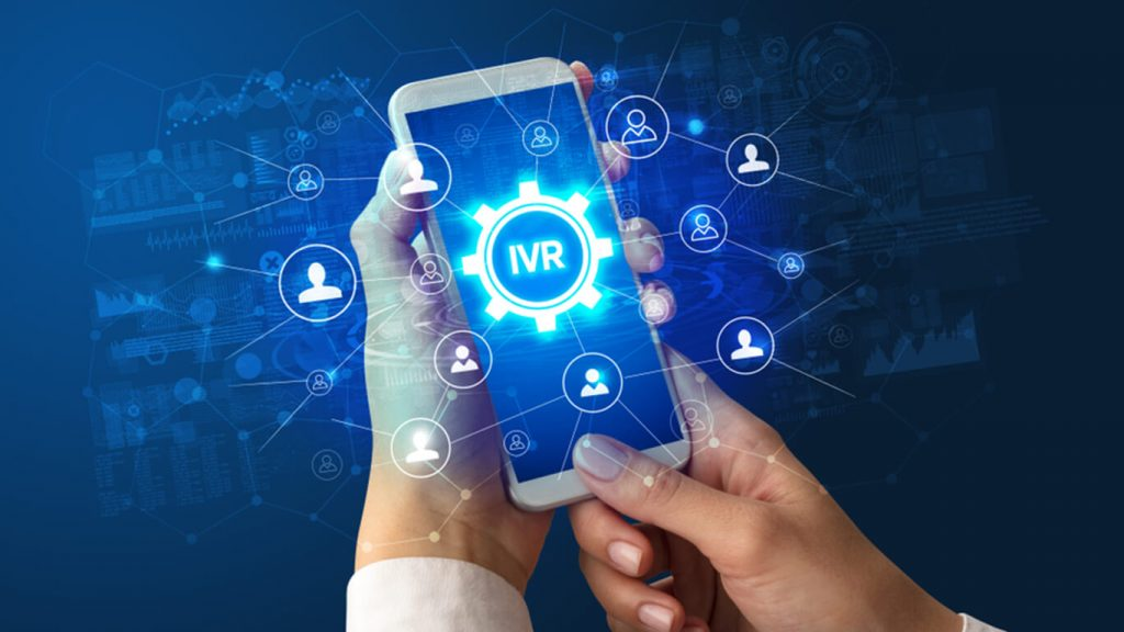 How does an IVR work